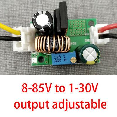 !solar adjust DC BUCK 8-85V to 1-30V converter module high voltage stabilization