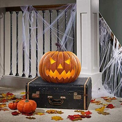 LED Halloween Pumpkin with Lights and Sounds. New 2020