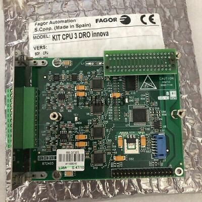 New Fagor Kit Cpu 3 Dro Innova Free Dhl Or Ems