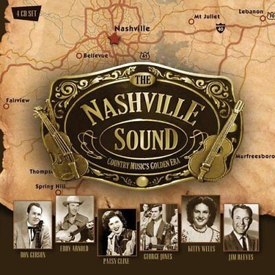 The Nashville Sound Country Musics Golden Era [Cd]