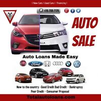 Total Auto Loans Canada