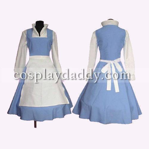 Belle Cosplay: Japanese- Anime - eBay