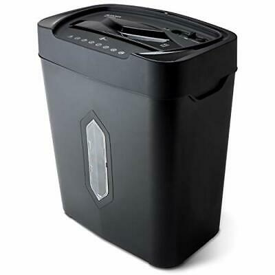 Aurora Au1220xa 12 Sheet Crosscut Paper And Credit Card Shredder With 5.2 Gal...