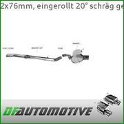 BMW 130i Auspuff