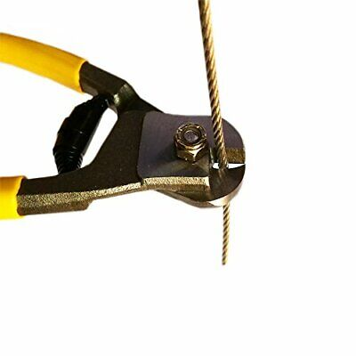 Hetai Heavy Duty Wire Cutters Steel Cable Cutter Wire Rope Cutter Aircraft Bi...