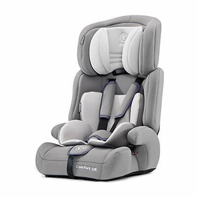 Kinderkraft Kinderautositz Comfort Up Autokindersitz 9-36kg Gruppe 1/2/3 Grau