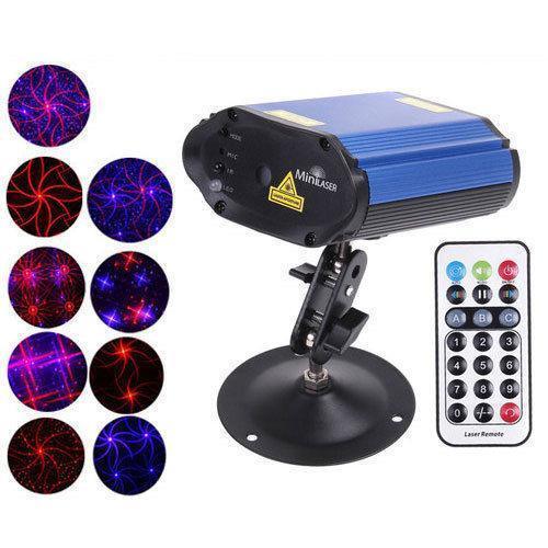 mini laser projector stage lighting effects ebay. Black Bedroom Furniture Sets. Home Design Ideas