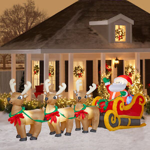Wanted. Outdoor Xmas Display - Inflatables