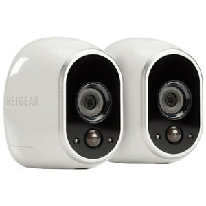 Netgear Arlo Wireless Security Camera system