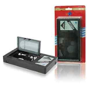 ADAPTATEUR-K7-CAMESCOPE-CASSETTE-VIDEO-VHS-C-EN-VHS
