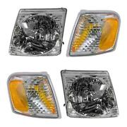 Sport Trac Headlights