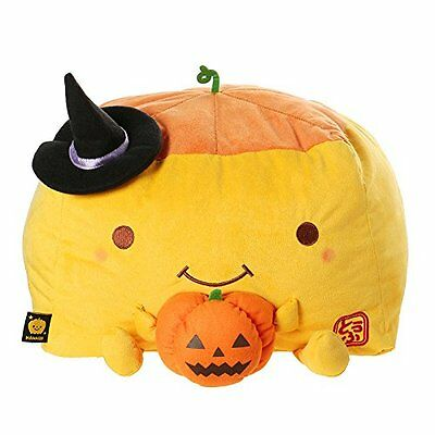 Tofu Stuffed Toy Cushion Hannari Tofu Halloween Cushion Size L F/S