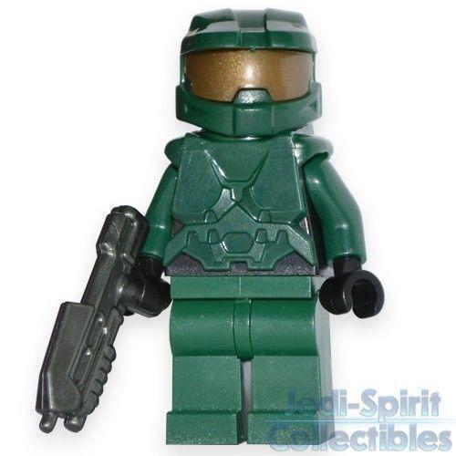 Lego Halo Toys : Lego halo figures ebay