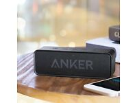 BRAND NEW! FREE DELIVERY Anker SoundCore Portable Bluetooth 4.0 Stereo Speaker with 24-Hour Playtime