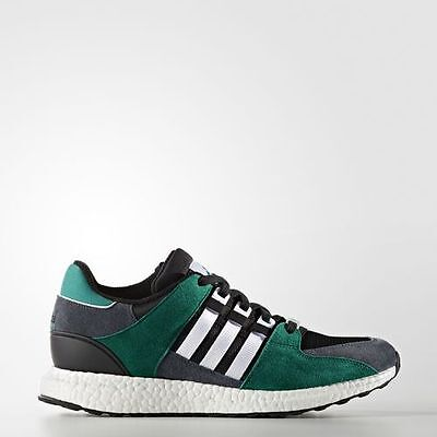 Adidas Equipment Support 93 16 Eqt Boost Green Black Grey White S79923 Torsion
