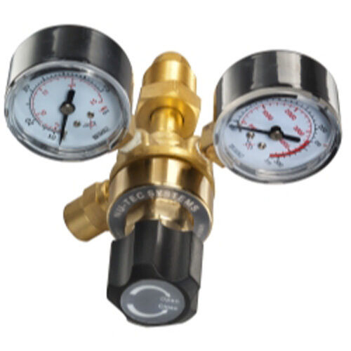 Mountain gauge cga welding gas regulator