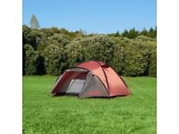 BERG pop up tent