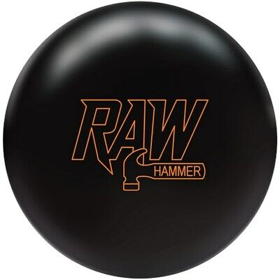 12lb Hammer VIBE ORANGE Undrilled NIB First Quality Bowling Ball