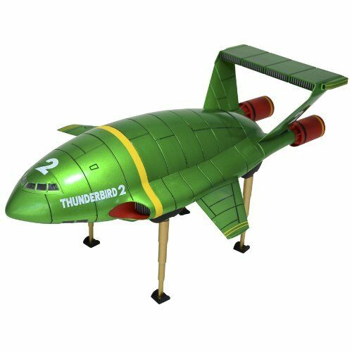 Revoltech 044ex Thunderbird Thunderbird No. 2 Metallic Version Action Figure