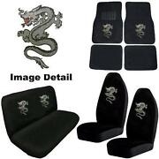 Dragon Seat Covers