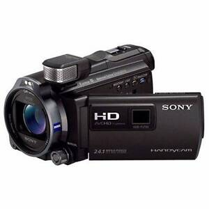 Sony 96GB HDR-PJ790VE HD Professional Camera Swap For Canon Perth Perth City Area Preview