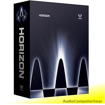 Waves HORIZON Bundle Audio Software Effect Plug-in NEW Waves Plug Ins