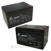 12V 12AH SLA Battery