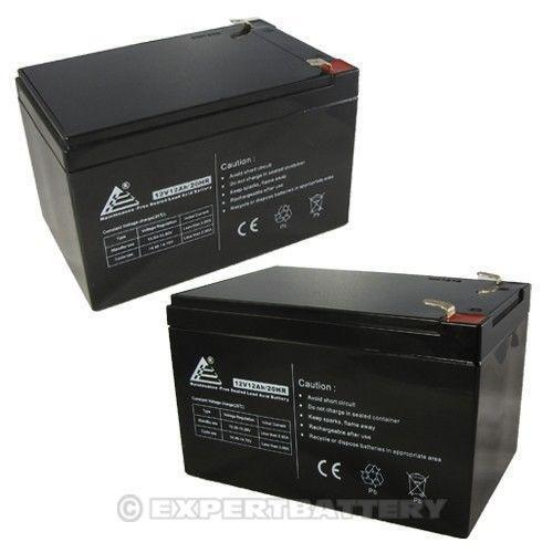12v 12ah sla battery ebay. Black Bedroom Furniture Sets. Home Design Ideas