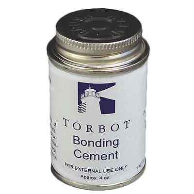 - Torbot Liquid Bonding Cement, 4oz Can