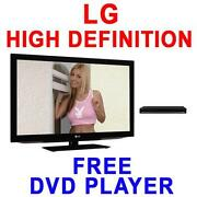 LG 37 LCD TV