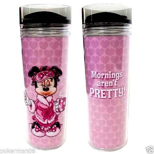 Minnie Mouse Travel Coffee Mug