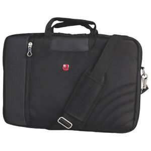 "SWISSGEAR 17.3"" Laptop Case (SWG0102) - Black - Almost New"