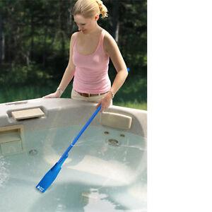 water tech pool blaster handheld battery operated spa hot tub vacuum cleaner ebay. Black Bedroom Furniture Sets. Home Design Ideas