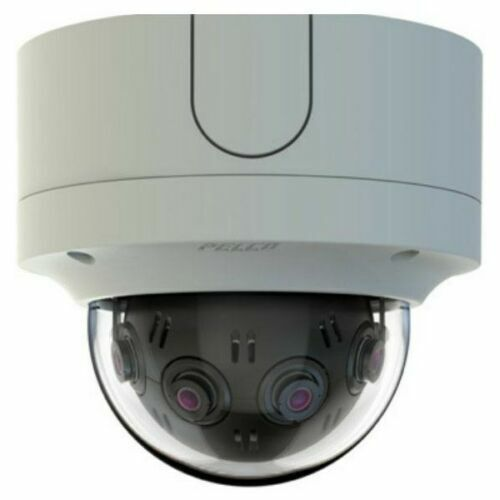 NEW Pelco IMM12018-1S 12 Megapixel Indoor Surface Mount 180 degree Panoramic Cam