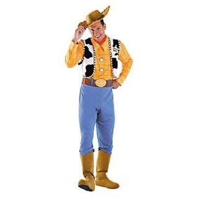 Herren Erwachsene Toy Story 3 Deluxe Woody (Deluxe Woody Kostüm)