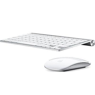Apple Magic Mouse and Bluetooth Keyboard Special Combo Bundle