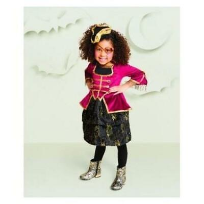 Pirate Princess Costume Toddler (Toddler Pirate Girl's Halloween Costume Hyde and Eek Boutique 18-24)