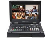 Datavideo HS-1500T HDBaseT Portable Video Studio with PTZ Control - Brand New