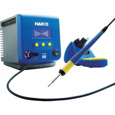 Hakko Ih Soldering Iron Soldering Station Fx-100 Rf Induction Heating Soldering