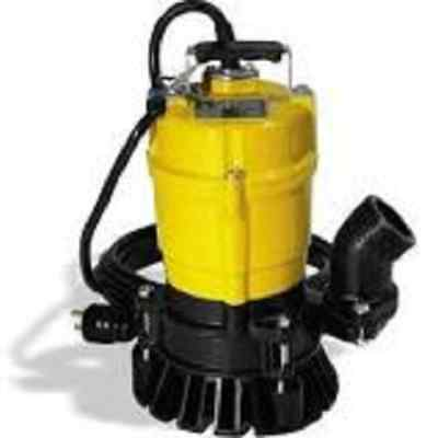 Wacker Neuson PST2 400 Submersible Pump, trash, 110V/60HZ, 1/2 HP, 20' cord for sale  Shipping to South Africa