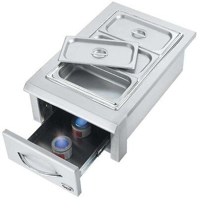 Sterno Trays (OCI Sterno 3-Tray Food Warmer)