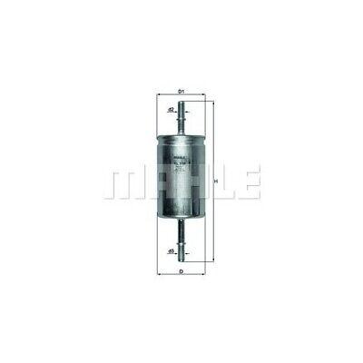 1 Kraftstofffilter MAHLE KL 559 passend für FORD MAZDA VOLVO