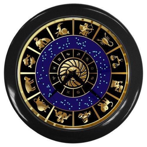 Zodiac Clock Ebay