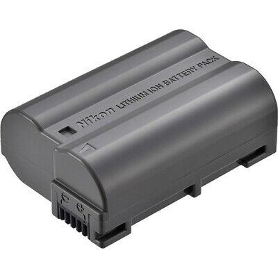 Nikon EN-EL15a Rechargeable Li-ion Battery, Black