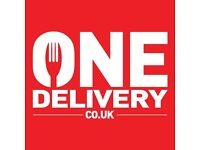 Fast Food Delivery Driver/Manager Wanted