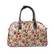 Oilcloth Holdall
