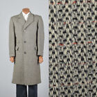 Black Tweed Coats & Jackets for Men