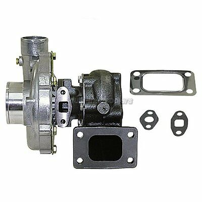 CXRacing Universal T3 T4 T04E Hybrid Stage 3 A/R .63 Turbo Charger For Civic