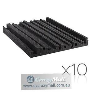 10x/20x Metro Acoustic Foam 50x50cm Sound Absorption Panel Sydney City Inner Sydney Preview