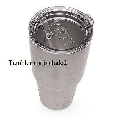 YETI Rambler LID with STRAW for 30oz TUMBLER - MADE IN USA!!! + FREE SHIPPING!!!